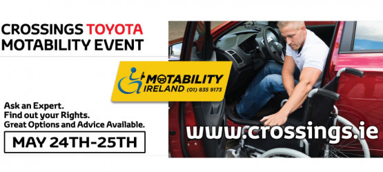 Motability  Event 24th- 25th May