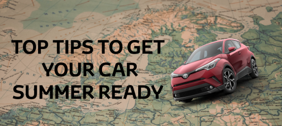 Taking your car on Holiday?